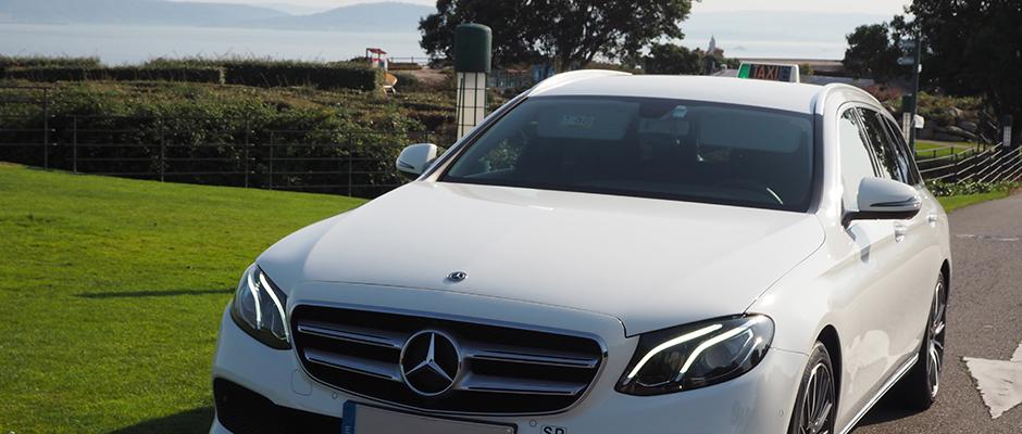 Taxi barato de Santiago a Sarria