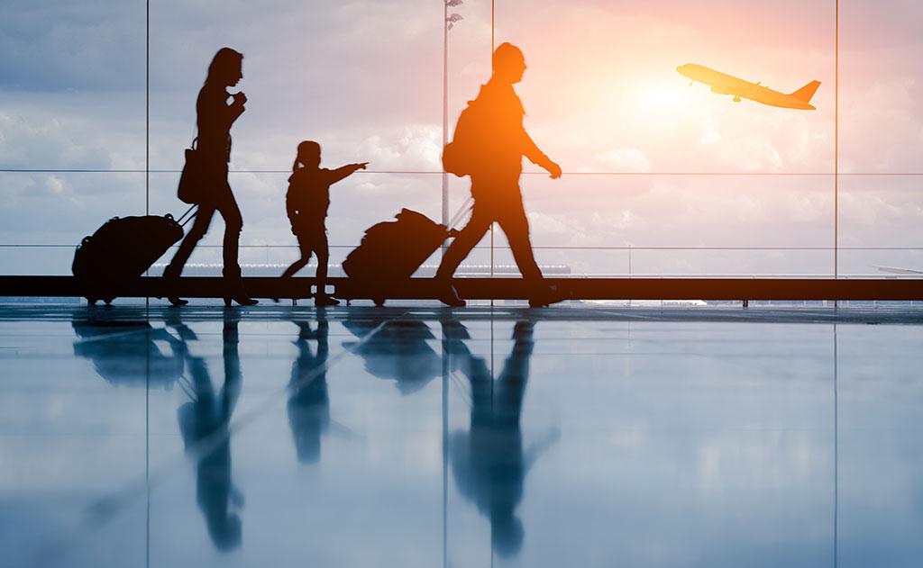 ¿Cuál es la mejor forma de viajar del aeropuerto de Santiago al centro?