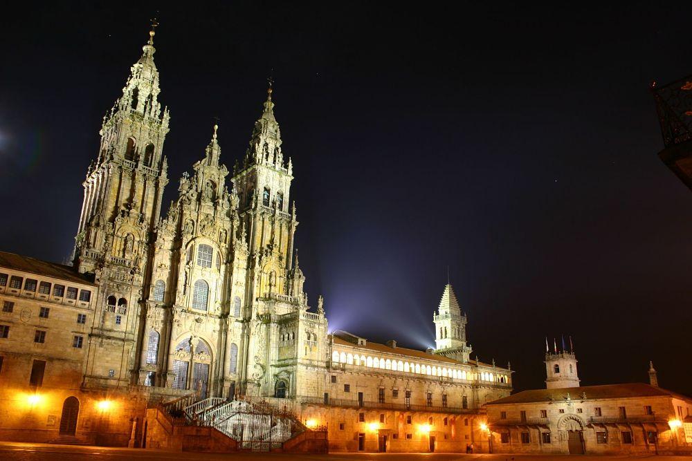 Reservar taxi en Santiago de Compostela